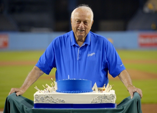 Lasorda, fiery Hall of Fame Dodgers manager, dies at 93
