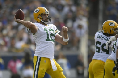 Six Packers named to AP All-Pro lists for 2020