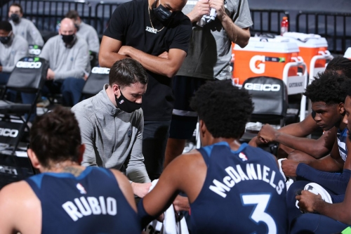 Dane Moore NBA Podcast: Losing Expectations + Assessing Saunders