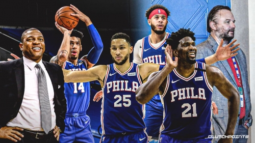 The Sixers' Secret To Winning A Championship