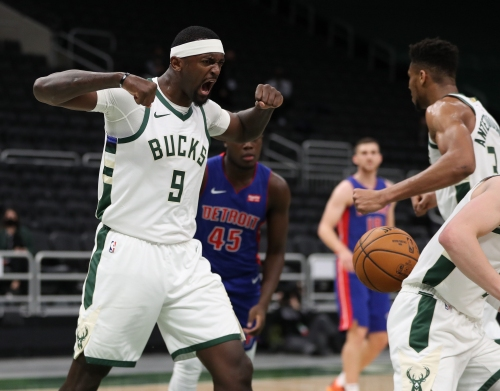 Bucks Podcast: Milwaukee finds its offensive groove and will we see more acts of protest going forward?