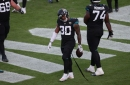 Jaguars RB James Robinson named finalist for Pepsi Rookie of the Year