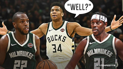 Is Jrue Holiday Or Khris Middleton The Bucks Secondary All-Star?