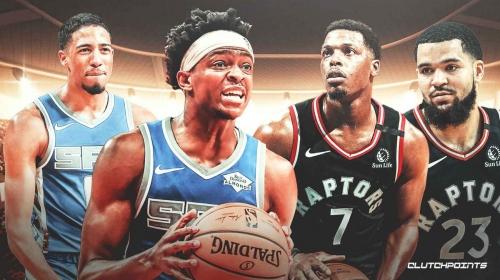 NBA odds: Raptors vs. Kings prediction, odds, pick, and more