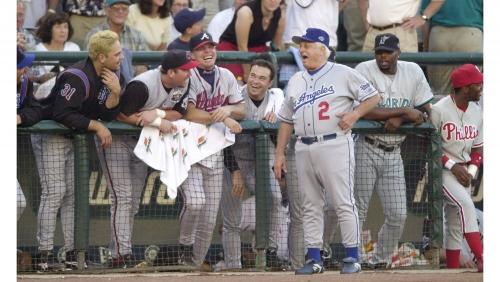 Alexander: Tommy Lasorda was a baseball original