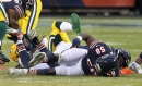 Chicago Bears list Roquan Smith, Darnell Mooney and Jaylon Johnson as questionable for Sunday's playoff game; New Orleans Saints rule out Trey Hendrickson