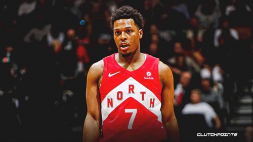 Raptors star Kyle Lowry out vs. Kings due to personal reasons