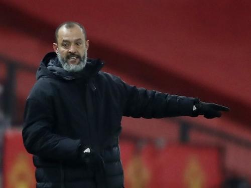 Nuno Espirito Santo calls on Fabio Silva to be more clinical