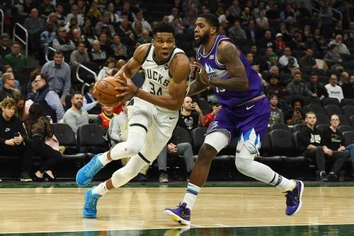 Bucks vs. Jazz Game Thread