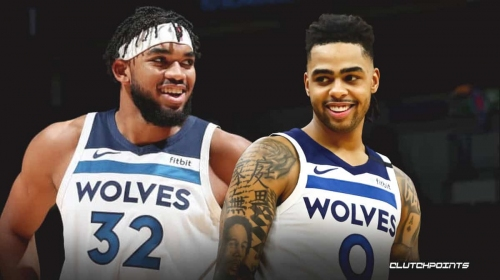 Timberwolves' Karl-Anthony Towns nearing a return to lineup after wrist injury