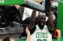Tacko Fall energizes 116-107 Celtics win over the Wizards