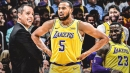 Lakers' Talen Horton-Tucker drawing effusive praise for two-way play