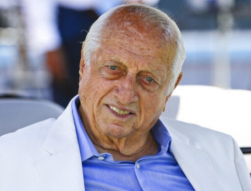 Dodgers' Lasorda was 'Hollywood,' but he could back it up