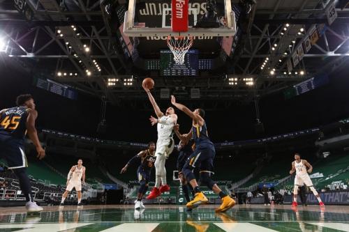 Milwaukee vs. Utah: Bucks fall to a Barrage of Threes