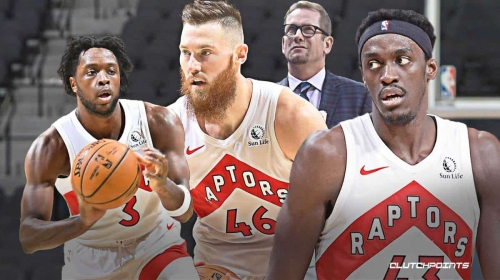 Raptors 'investigating' one creative solution to solve center woes