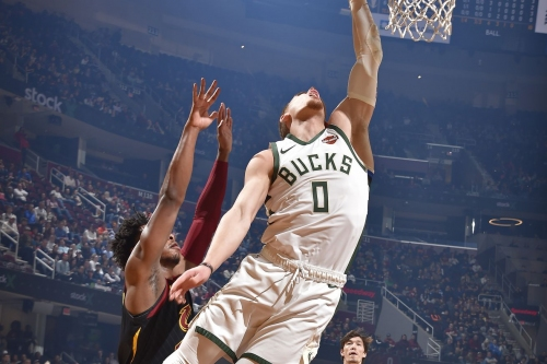 Milwaukee Bucks vs. Cleveland Cavaliers: Getting Their House In Order