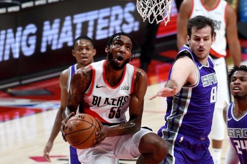 Portland Trail Blazers vs. Sacramento Kings