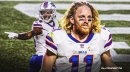 Bills recievers Stefon Diggs, Cole Beasley both listed as active vs. Colts