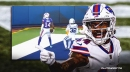 Bills QB Josh Allen places perfect long ball into Stefon Diggs' bread basket for 35-yard TD vs. Colts