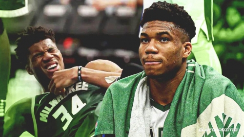 Bucks star Giannis Antetokounmpo out against Cavs after scary fall from Jazz game