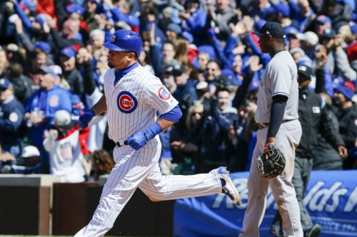 NYY news: Schwarber only briefly a target