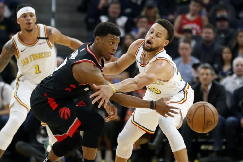 Warriors vs. Raptors Preview: Time to show up and show out
