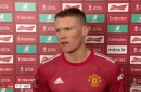 The moment Scott McTominay found out he was Manchester United captain