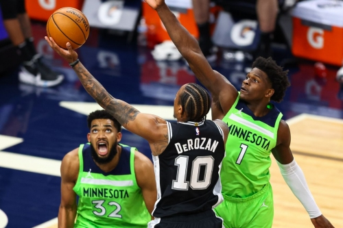 What we learned from the Spurs' overtime win over the Timberwolves