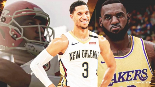 The reason NBA 2k is 'unrealistic' compared to Madden, according to gamer Josh Hart