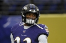 Ravens CBs Marlon Humphrey and Jimmy Smith, WR Willie Snead IV active for wild-card game vs. Titans