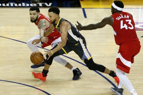 Warriors vs. Raptors: Game thread