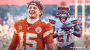 Patrick Mahomes joins Browns' Kareem Hunt fan club on Twitter