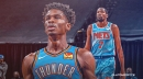 Thunder's Shai Gilgeous-Alexander's reaction to playing Kevin Durant proves his star turn