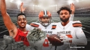 Blazers star CJ McCollum personally thanks Browns' Jarvis Landry, Baker Mayfield for betting payouts