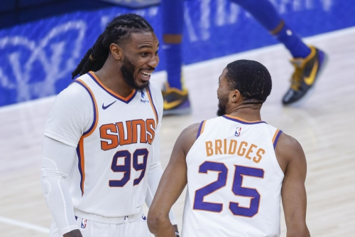 Center of the Sun:Suns end Week 3 with NBA's second best record