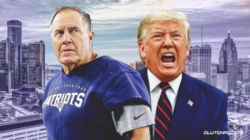 Donald Trump to award Patriots' Bill Belichick the Presidential Medal of Freedom