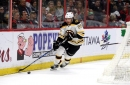 Is David Pastrnak the sixth-best player in the NHL?