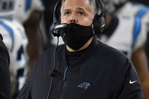 Carolina Panthers staff will coach in the 2021 Senior Bowl