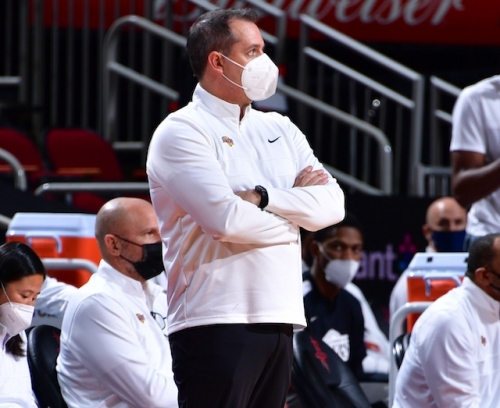 Frank Vogel: Lakers Had 'Identity Win' Against Rockets