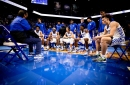 Olivier Sarr and Isaiah Jackson explain reason behind peaceful protest prior to Florida game