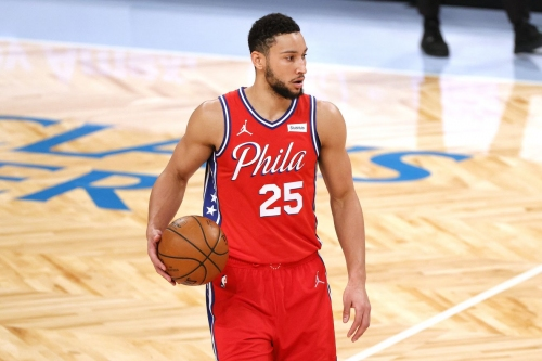 League fines Sixers over Ben Simmons injury reporting, clearly has priorities straight