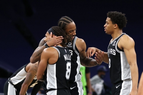 Power Rankings - Week 3: A week of mostly wins puts the Spurs back on track