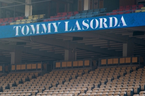 Dodgers Planning To Honor Tommy Lasorda During 2021 Season