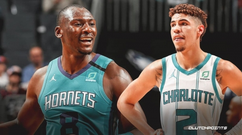 LaMelo Ball's 'fight' with Hornets teammate Bismack Biyombo, explained
