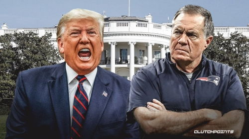 Patriots coach Bill Belichick won't accept the Presidential Medal of Freedom from Donald Trump