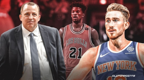 The reason Gordon Hayward reminds Knicks coach Tom Thibodeau of Jimmy Butler