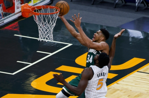 Perfect passes ignite Bucks' transition game in victory over Magic