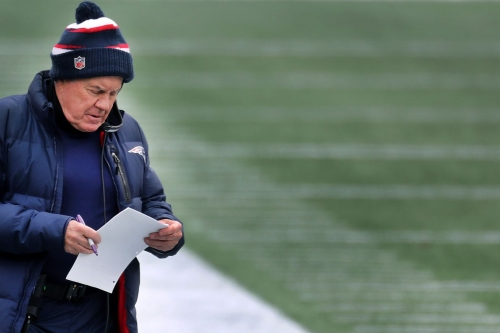Bill Belichick declines Presidential Medal of Freedom