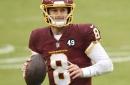 ERFA, RFA and Washington's quarterbacks