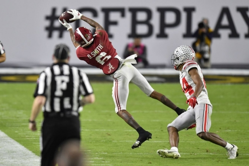 POLL: Should the Lions draft DeVonta Smith if given the chance?